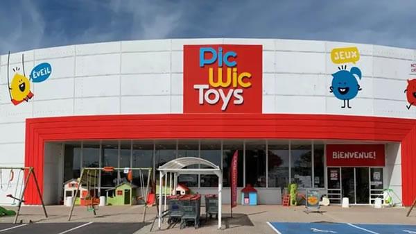 PicwicToys : fermeture de magasins et licenciements en vue