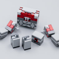 21163 The Redstone Battle