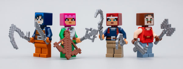 21163 The Redstone Battle