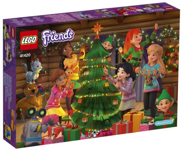 ▷ Calendriers de l'Avent LEGO CITY, Friends et Harry Potter 2020