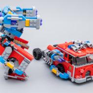 70436 Phantom Fire Truck 3000