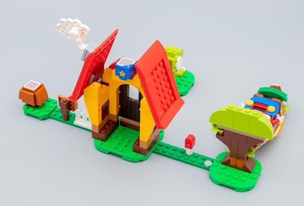 71367 Mario's House & Yoshi Expansion Set