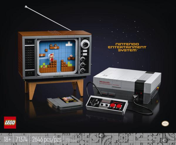 LEGO Super Mario 71374 Nintendo Entertainment System : Tout ce qu'il faut savoir