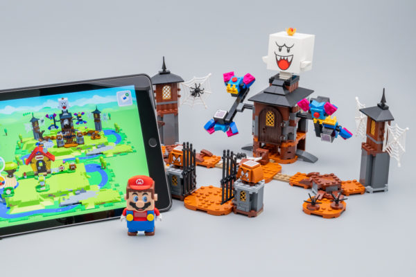 Très vite testé : LEGO Super Mario 71377 King Boo and the Haunted Yard Expansion Set