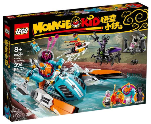 80014 lego monkie kid sandy speedboat 1
