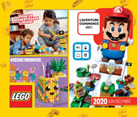 Le catalogue officiel LEGO du second semestre 2020