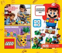 Le catalogue officiel LEGO du second semestre 2020