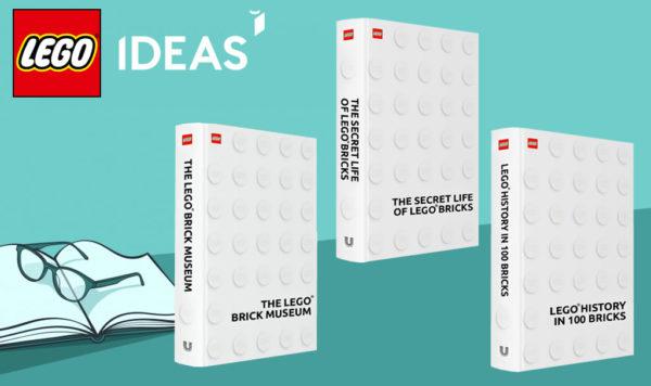 LEGO veut publier un livre destiné aux AFOLs et c'est à vous de choisir lequel