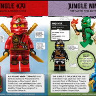 LEGO Ninjago Character Encyclopedia New Edition