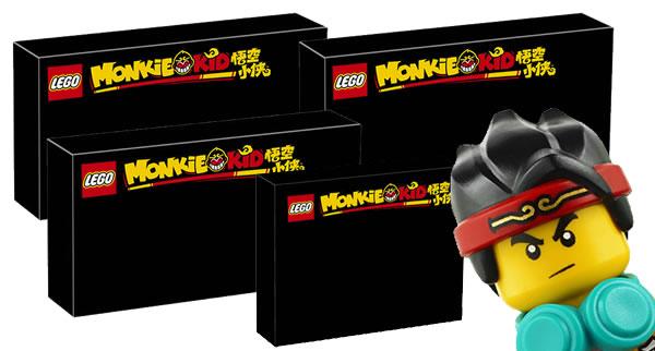 LEGO Monkie Kid : quelques infos sur les quatre nouvelles références prévues
