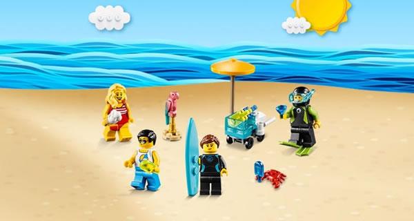 Sur le Shop LEGO : Le set 40344 Summer Celebration est offert dès 75 € d'achat