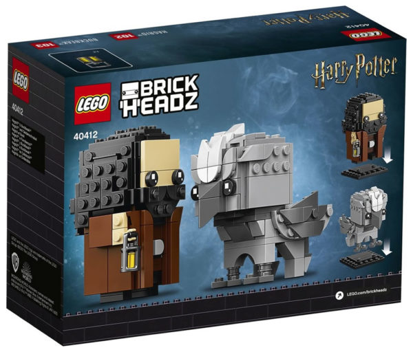 40412 Hagrid & Buckbeak