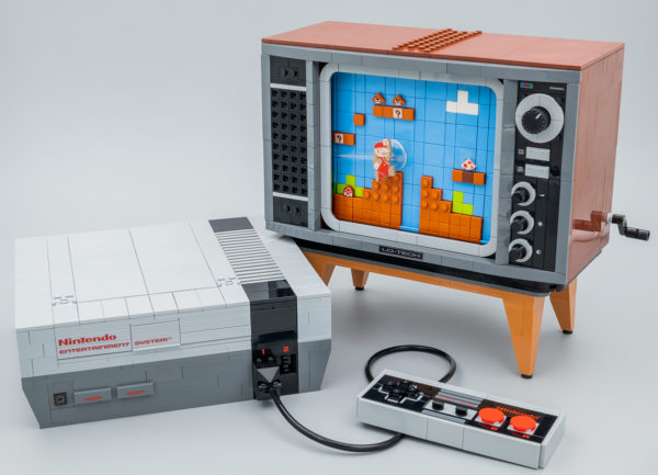 Vite testé : LEGO Super Mario 71374 Nintendo Entertainment System