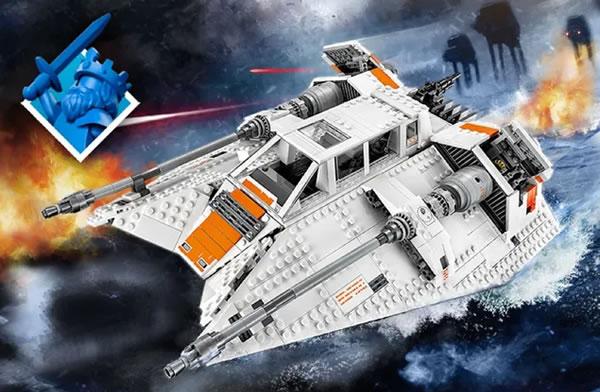 LEGO Star Wars Ultimate Collector Series 75144 Snowspeeder