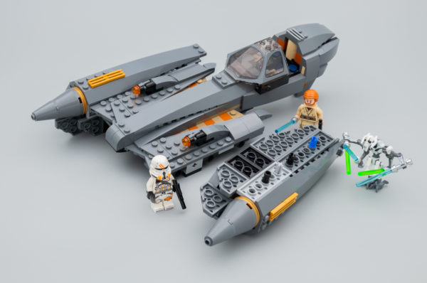 75286 General Grievous's Starfighter