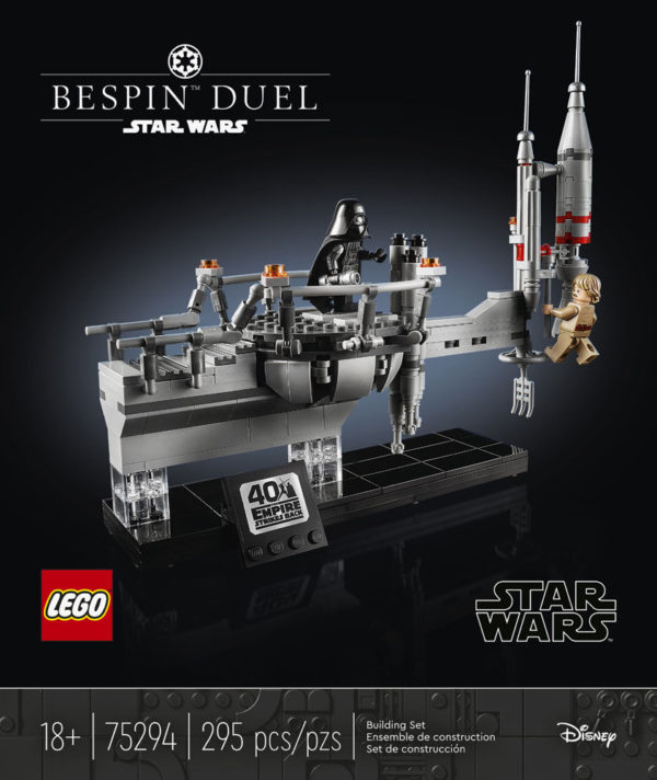 LEGO Star Wars 75294 Bespin Duel : visuels officiels chez Toys R Us Canada