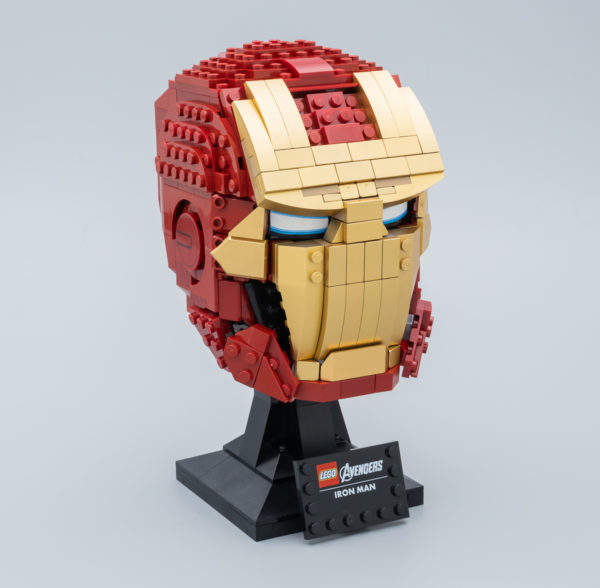 76165 Iron Man Helmet