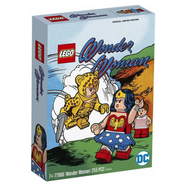 LEGO DC Comics 77906 Wonder Woman