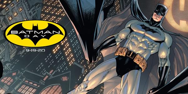 Le 19 septembre 2020, c'est le Batman Day et LEGO sera de la fête