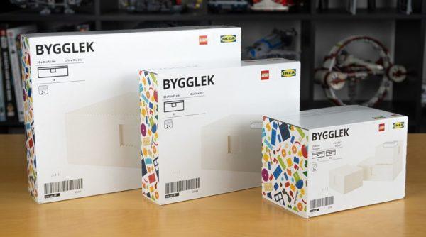 LEGO | IKEA BYGGLEK : les produits sont disponibles