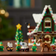 LEGO Winter Village 10275 Elf Club House