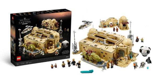 75290 LEGO Star Wars Mos Eisley Cantina