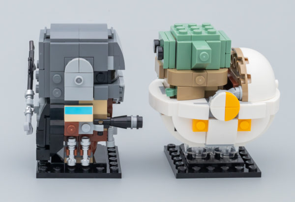 75317 The Mandalorian & The Child
