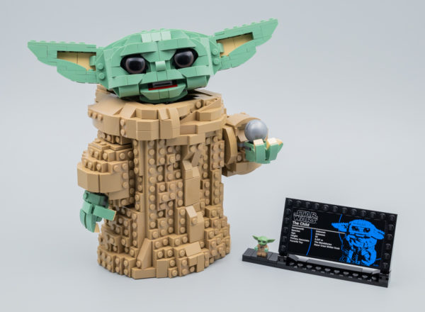 Très vite testé : LEGO Star Wars 75318 The Child