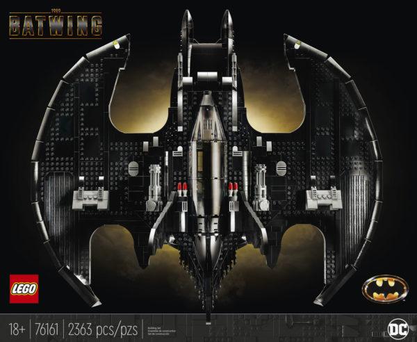 LEGO DC Comics 76161 1989 Batwing : Tout ce qu'il faut savoir