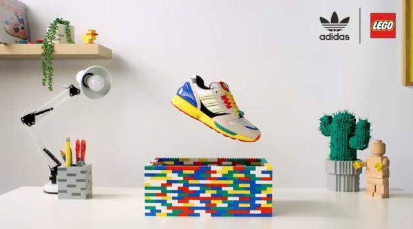 LEGO x Adidas A-ZX8000 : Où, quand et comment en acheter une paire  ?