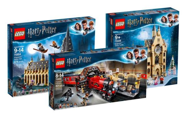 Chez Amazon : quelques coupons de réduction à utiliser sur des sets LEGO Harry Potter