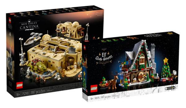 Sur le Shop LEGO : les nouveautés d'octobre 2020 sont disponibles