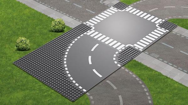 Nouveautés LEGO CITY 2021 : fin des plaques de route et lancement d'un nouveau système modulaire ?