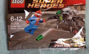 30305 Polybag Spiderman