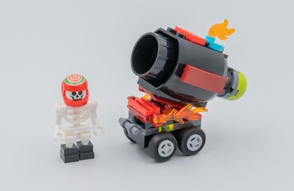 30464 El Fuego's Stunt Cannon