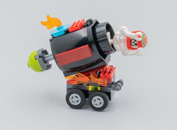LEGO Hidden Side 30464 El Fuego's Stunt Cannon : le prochain polybag offert sur le Shop