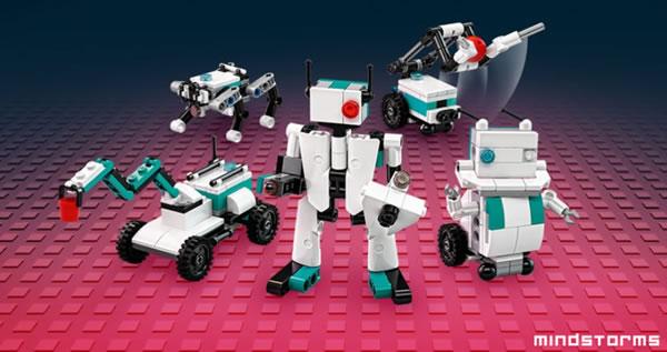 Sur le Shop LEGO : Set LEGO Mindstorms et polybag LEGO Trolls offerts