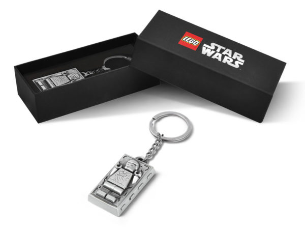 5006363 Han Solo Carbonite Metal Keychain