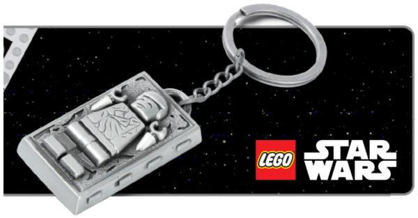Prochaine offre réservée aux membres VIP : Un porte-clés LEGO Star Wars offert