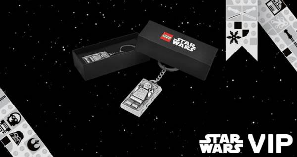Sur le Shop LEGO : 5006363 Star Wars Han Solo Keychain offert dès 100 € d'achat