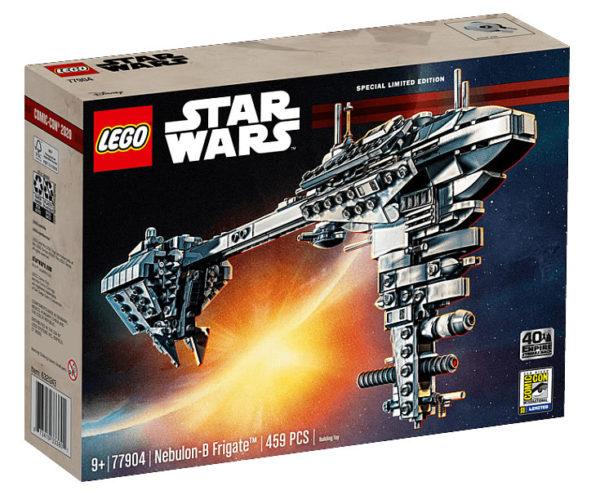LEGO Star Wars 77904 Nebulon B-Frigate : le set initialement prévu pour le SDCC 2020