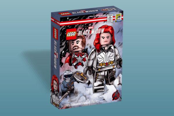 LEGO Marvel 77905 Taskmaster's Ambush : Encore un set exclusif prévu pour le SDCC 2020