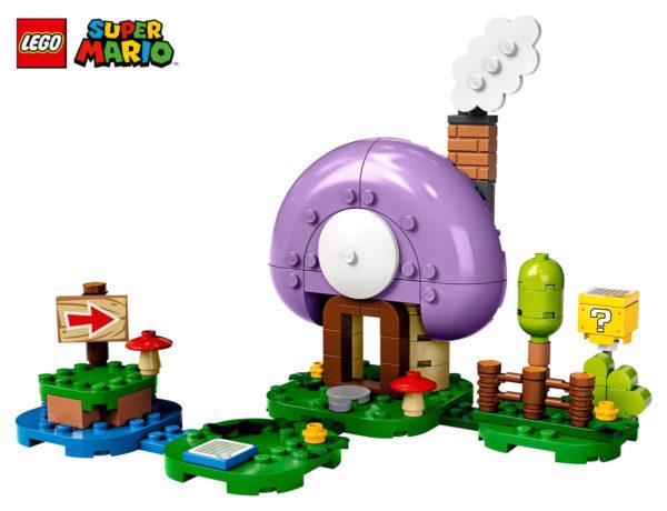 LEGO Super Mario 77907 Toad's Special Hideaway : encore une exclusivité du SDCC 2020