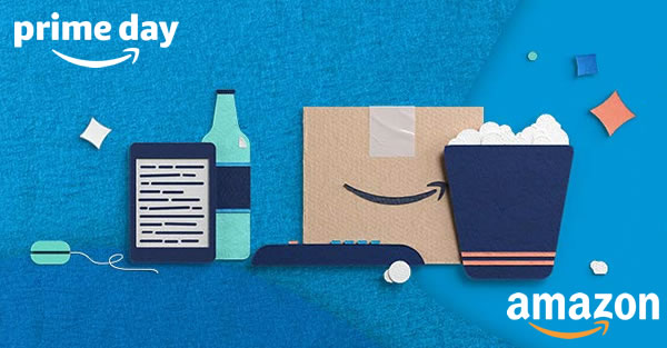 Amazon prime Day 2020 : C'est parti !