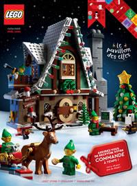 Le catalogue officiel LEGO
