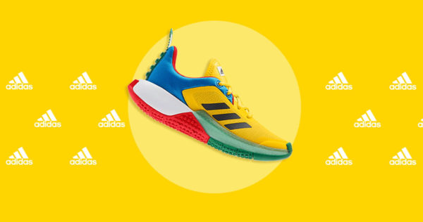 Collaboration LEGO | Adidas : la collection enfant déjà en vente en Chine