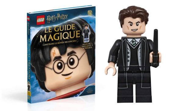 Nouveau livre en français : LEGO Harry Potter le Guide Magique