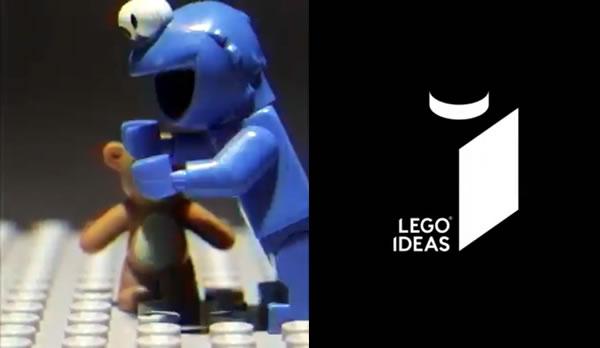 LEGO Ideas 21324 123 Sesame Street : un peu de teasing