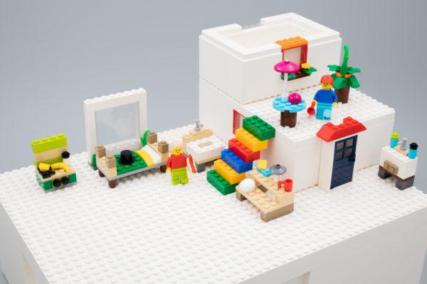 Très vite testé : Boites de rangement LEGO | IKEA BYGGLEK