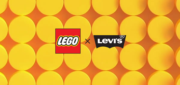 LEGO x LEVI'S : la collection issue de la collaboration entre les deux marques est disponible